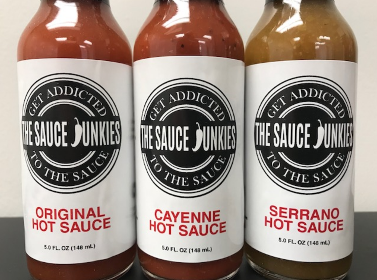 The Sauce Junkies
