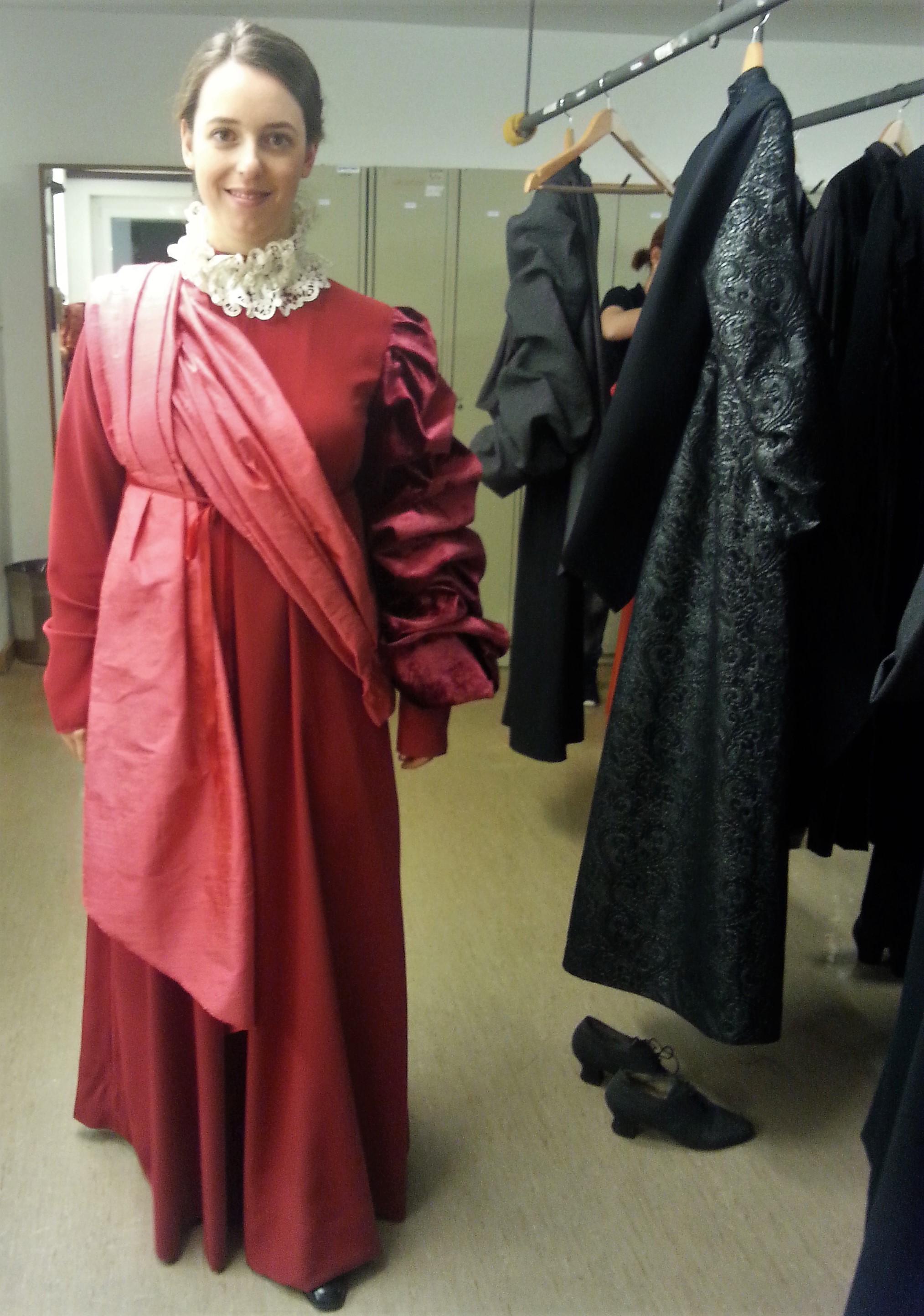 Kostuum Otello - Osterfestspiele Salzburg - maart 2016