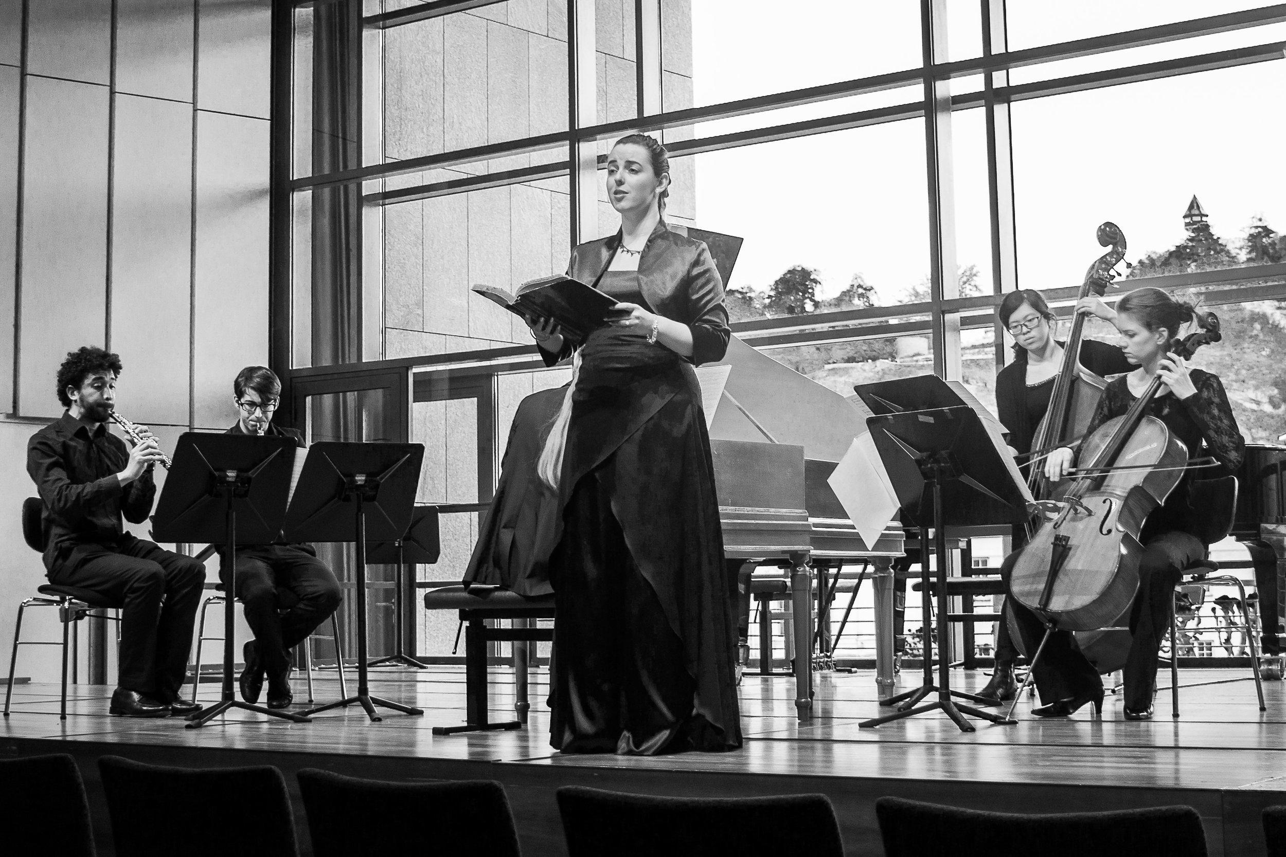 Interne Prüfung - Mozarteum Salzburg - mei 2017 - © Melissa Zgouridi