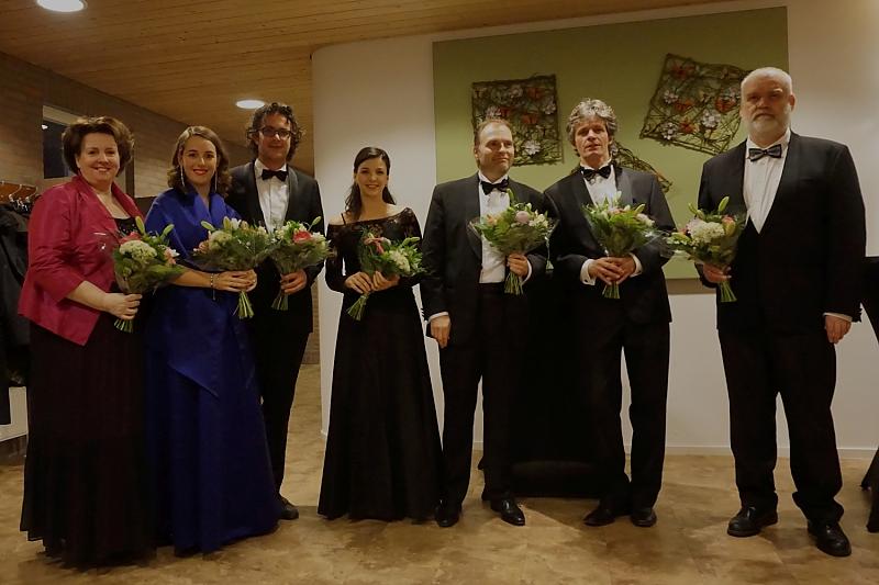 Petite Messe Solennelle - Aalsmeer - november 2015