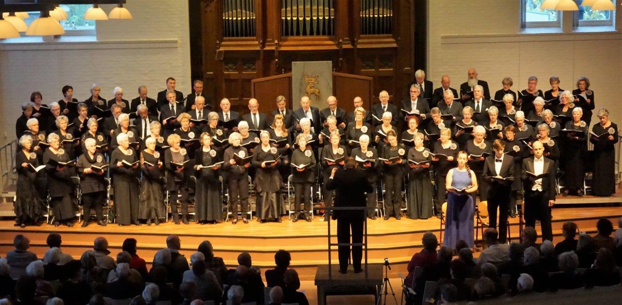 Messe solennelle en l'honneur de Sainte-Cécile Gounod - Aalsmeer - november 2018 - © ACOV