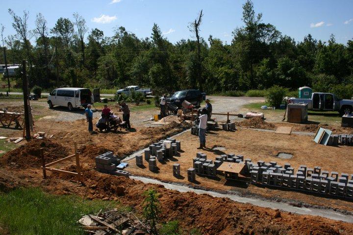 Beginning Construction -