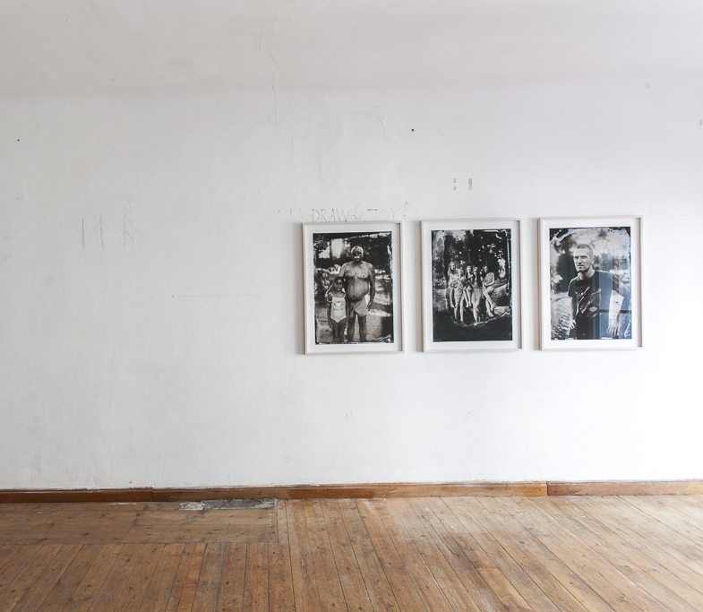 INSTALLATION VIEW feat. AGNES PRAMMER