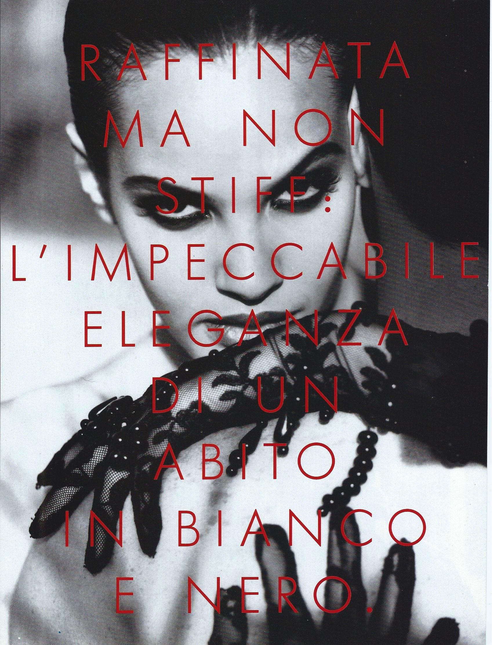 Amica Magazine Editorial, Gianpaolo Barbieri