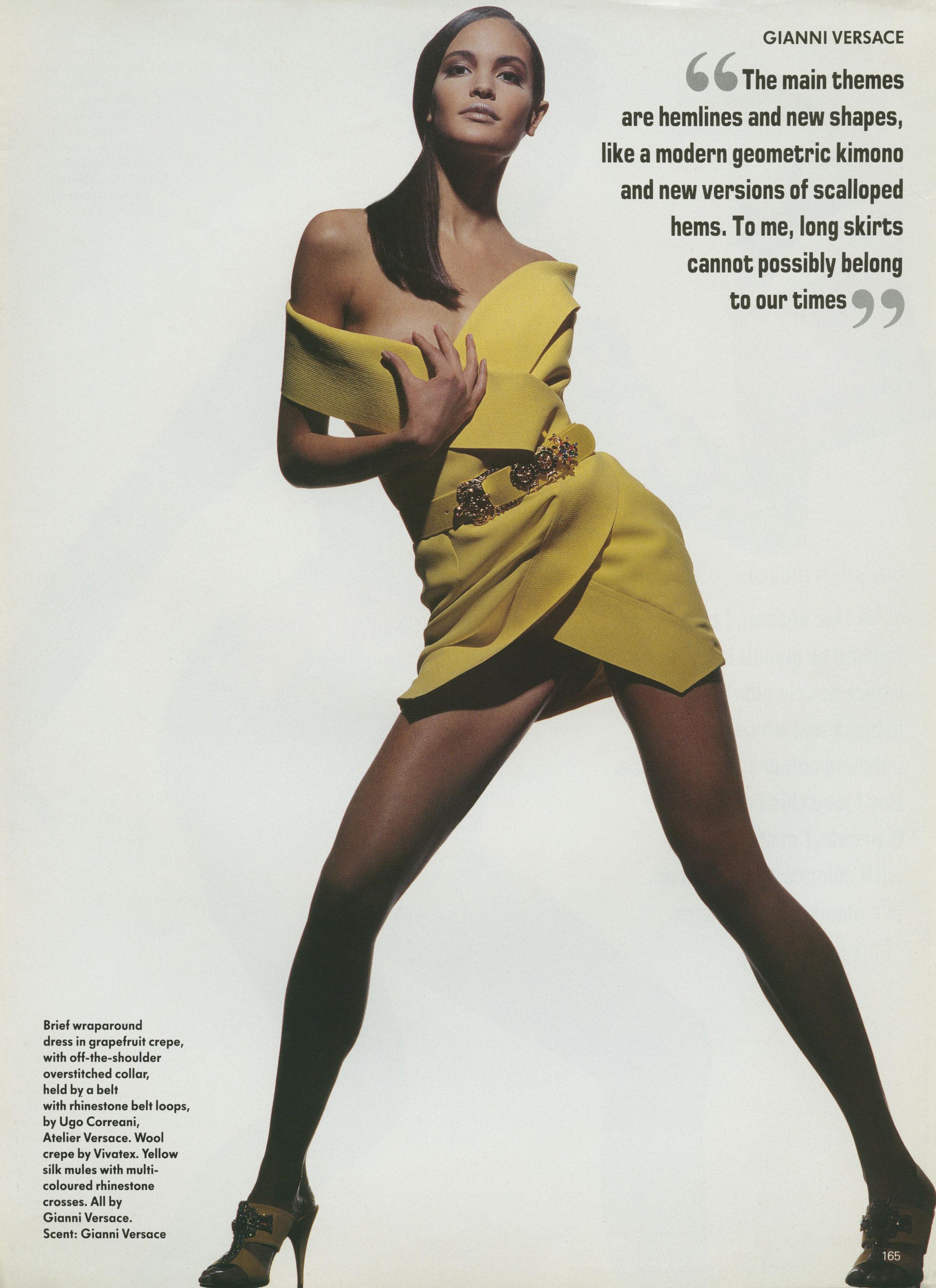 Vogue UK Editorial, Tyen