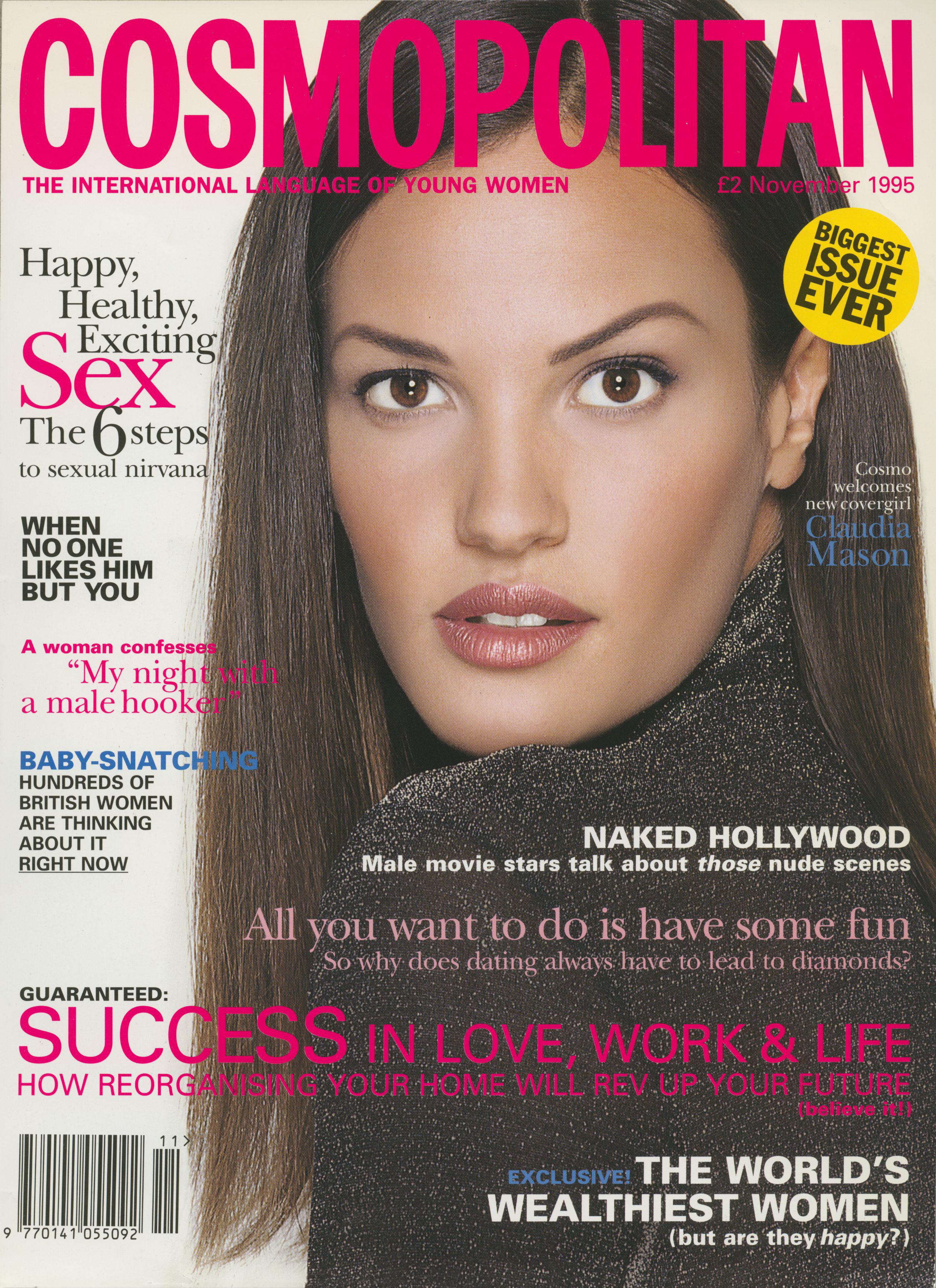 Cosmopolitan UK Cover, Bowling Powell