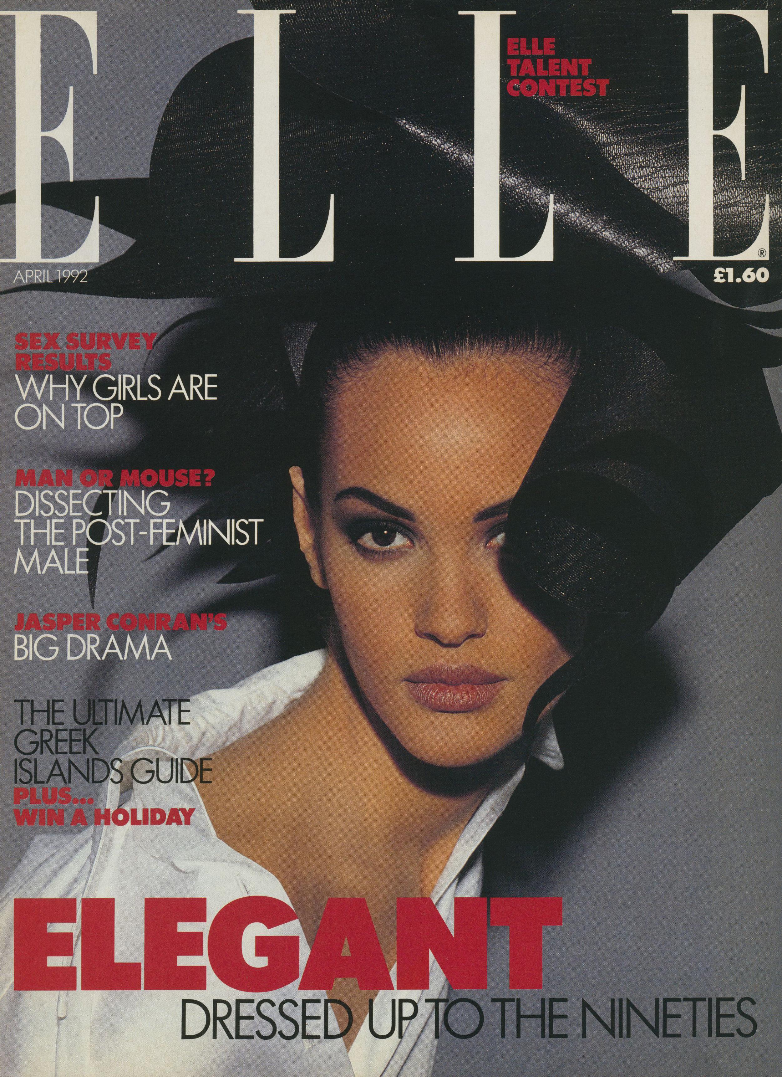 Elle UK Cover, Andrew Macpherson
