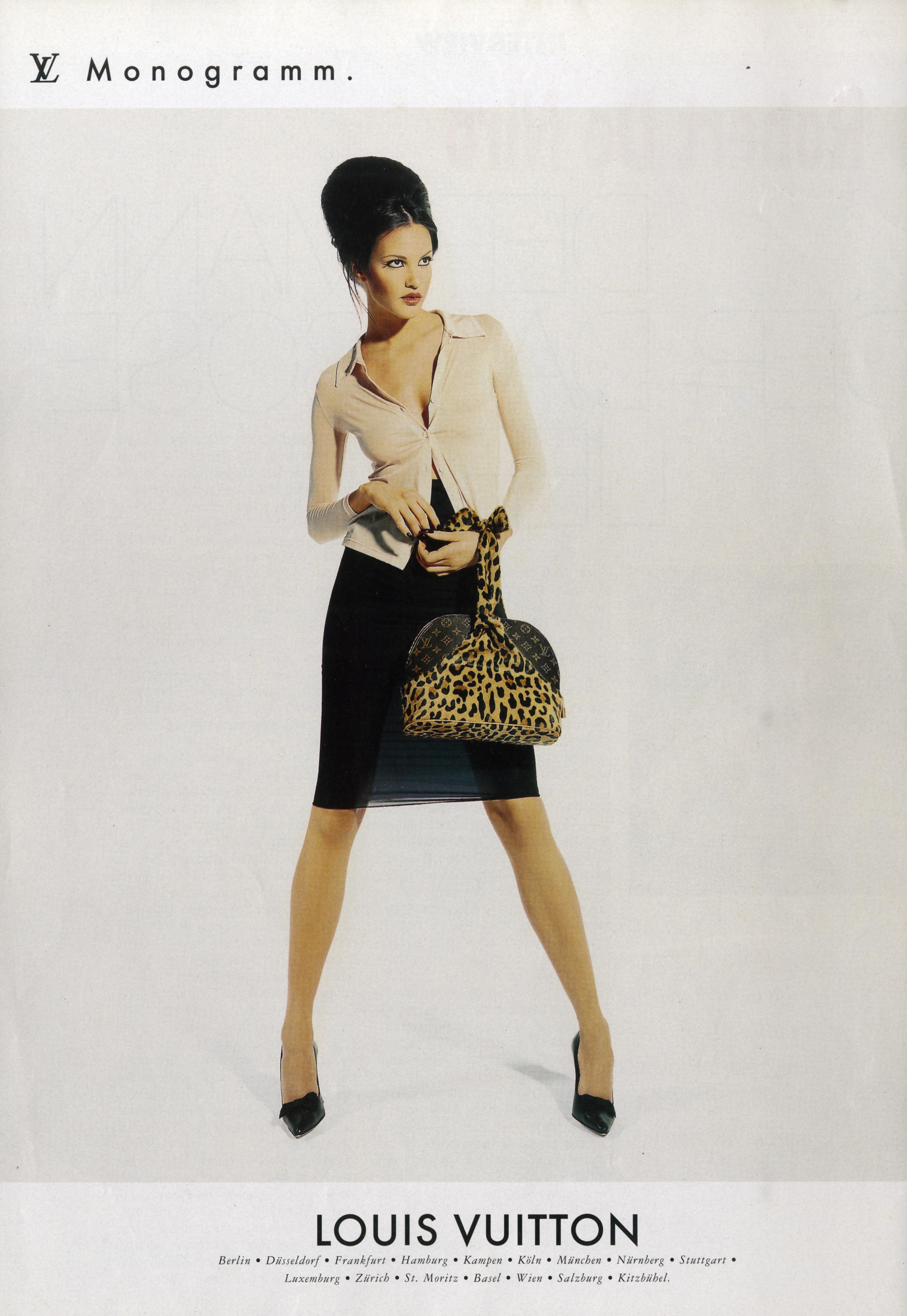 Louis Vuitton Campaign, Guzman