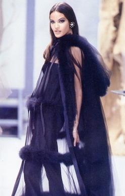 Chanel Haute Couture Show, Paris