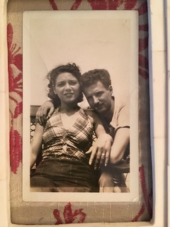 My grandparents, Sophie and Leon Lisnow
