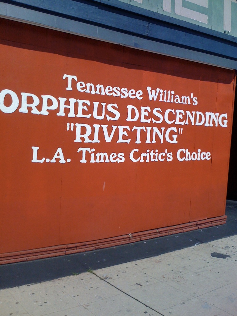 """RIVETING"" L.A. Times Critic's Choice"