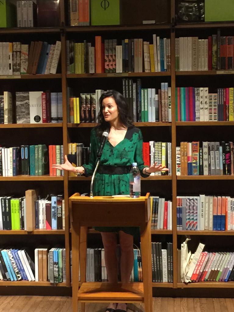 Book Tour, Lecture at Books & Books Miami