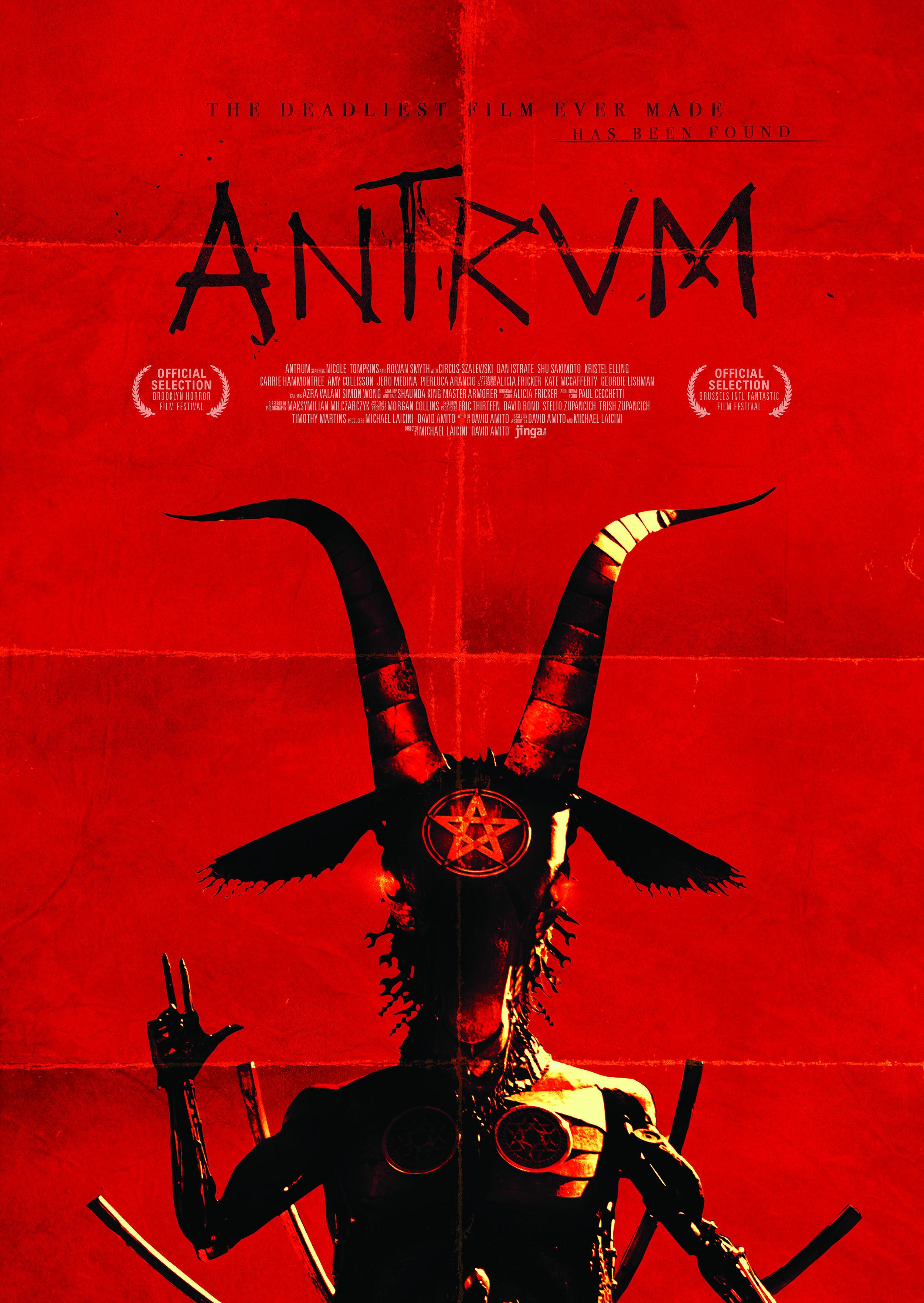Image result for antrum poster