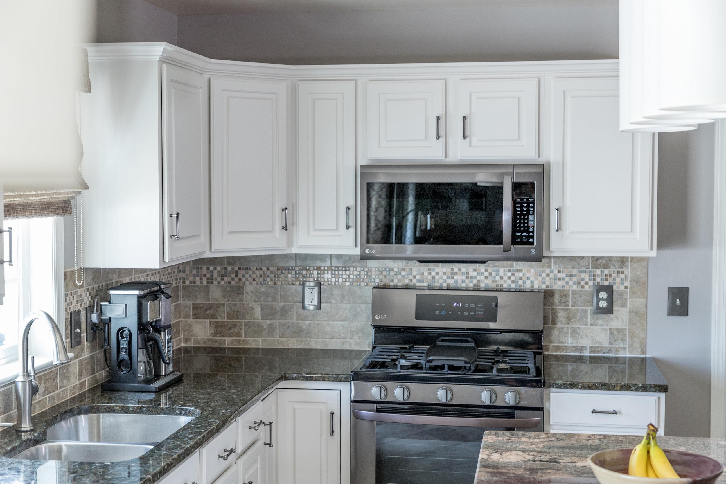 Kitchen Cabinet Coatings Testimonies — Lapp CabiCoatings