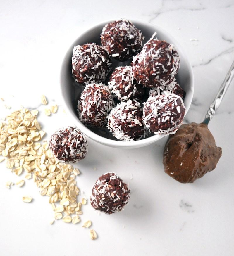 Chocolate Beet Balls