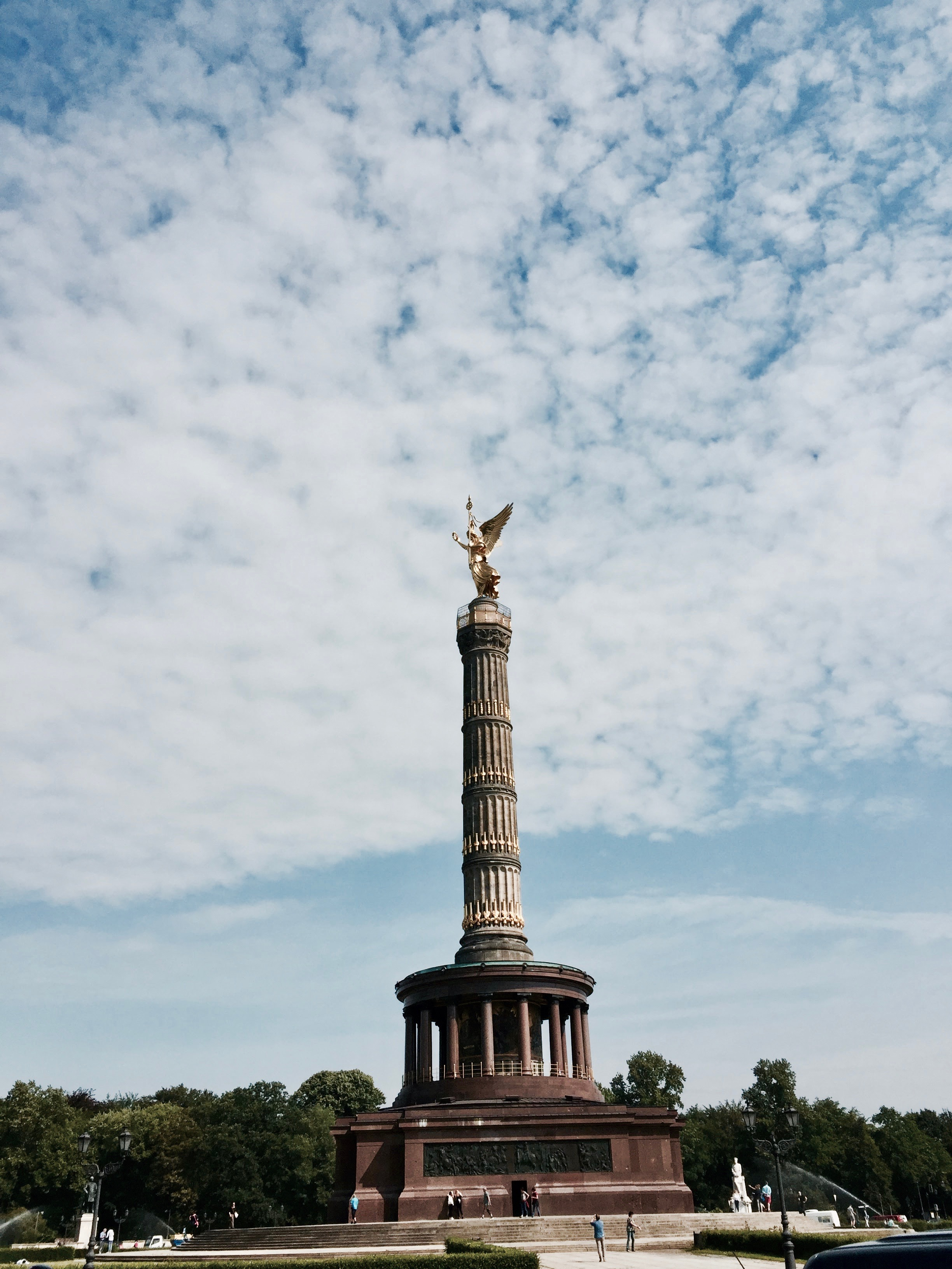 Victory Tower -