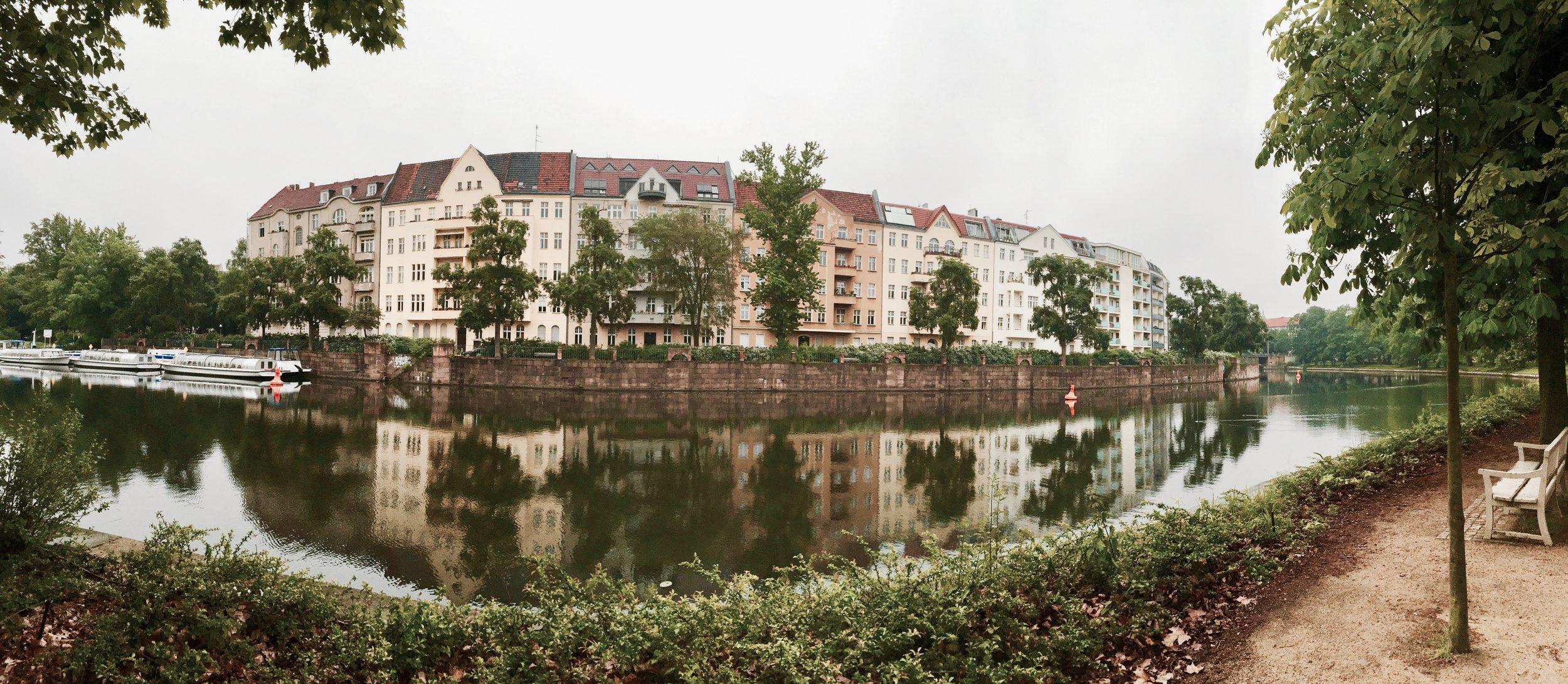 Schlosspark - Schlosspark Charlottenburg