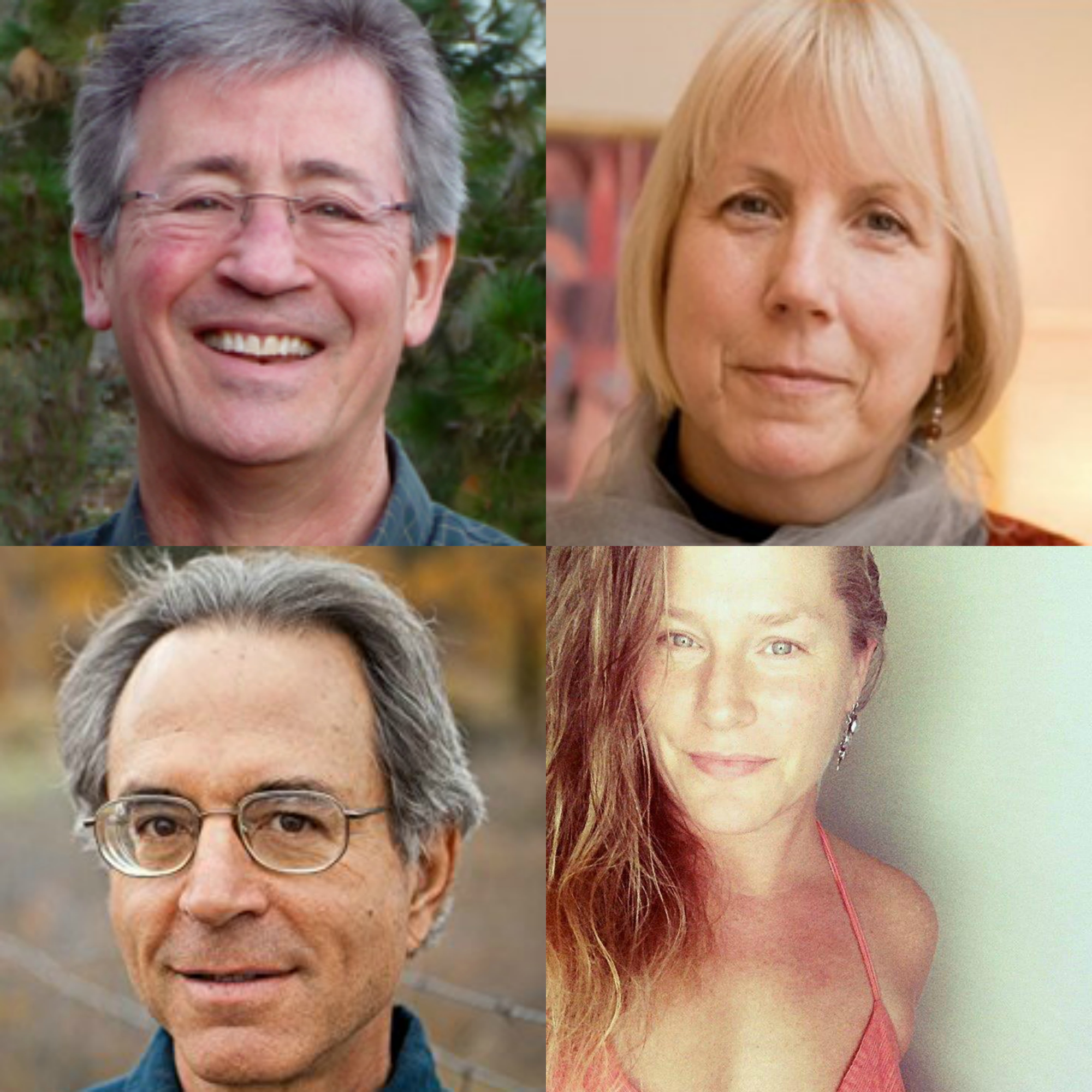 CHRIS BACHE, Ph.D., JANIS PHELPS, Ph.D., & RICK STRASSMAN, M.D.