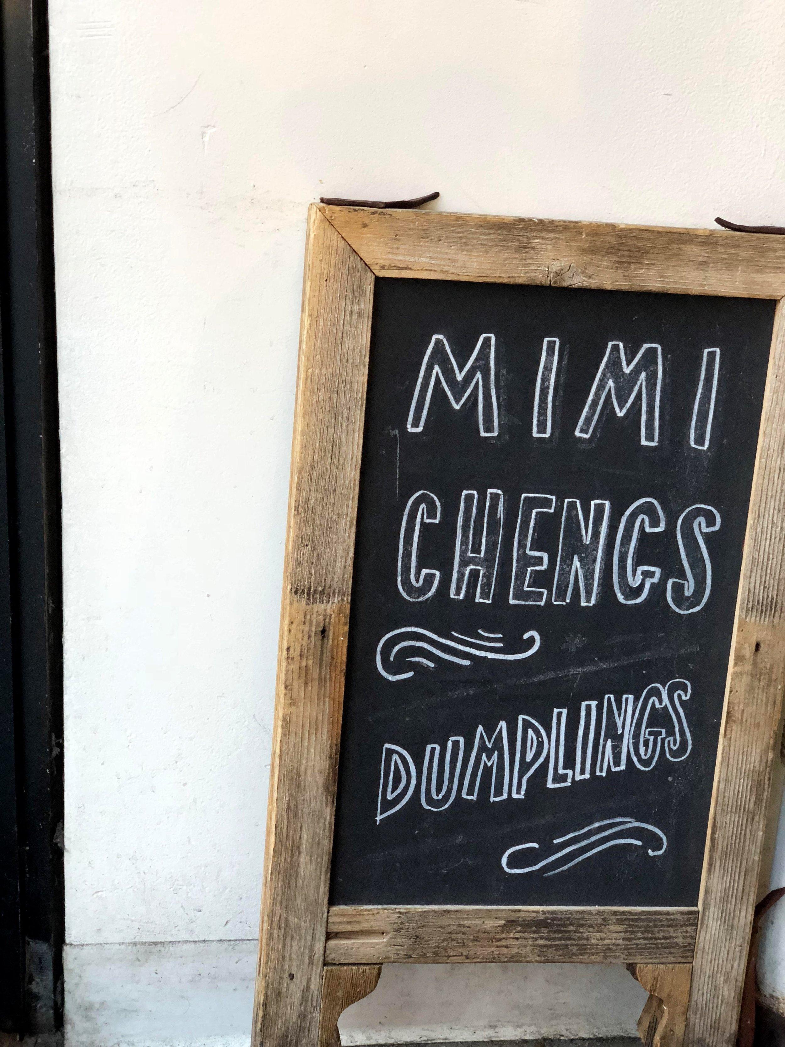 Mimi Cheng's Dumplings