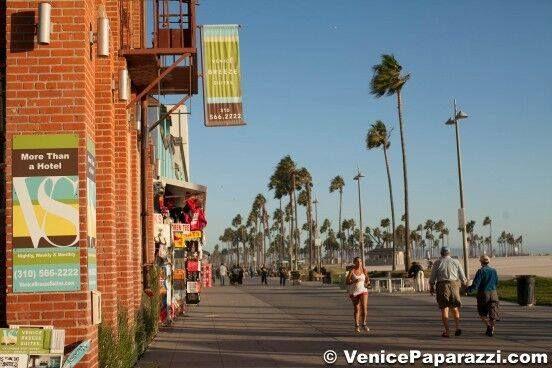 Venice: More than a hotel, more than a city. #venicebreeze #venice #losangeles #cali #socal #boardwalk #beach #venicebeach