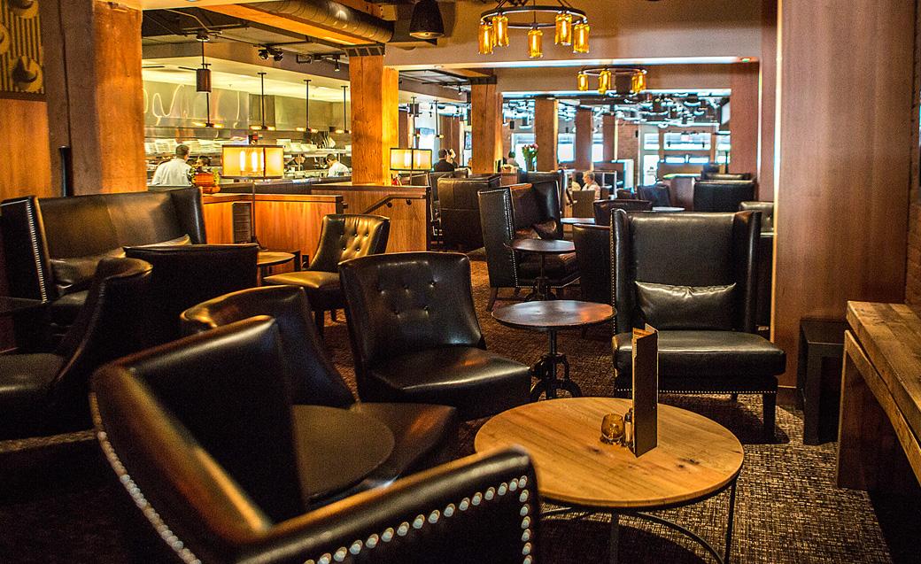Henry's Tavern Interior Design