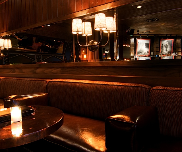 Bar Napkin Productions Merc Bar Interior Seating Banquette