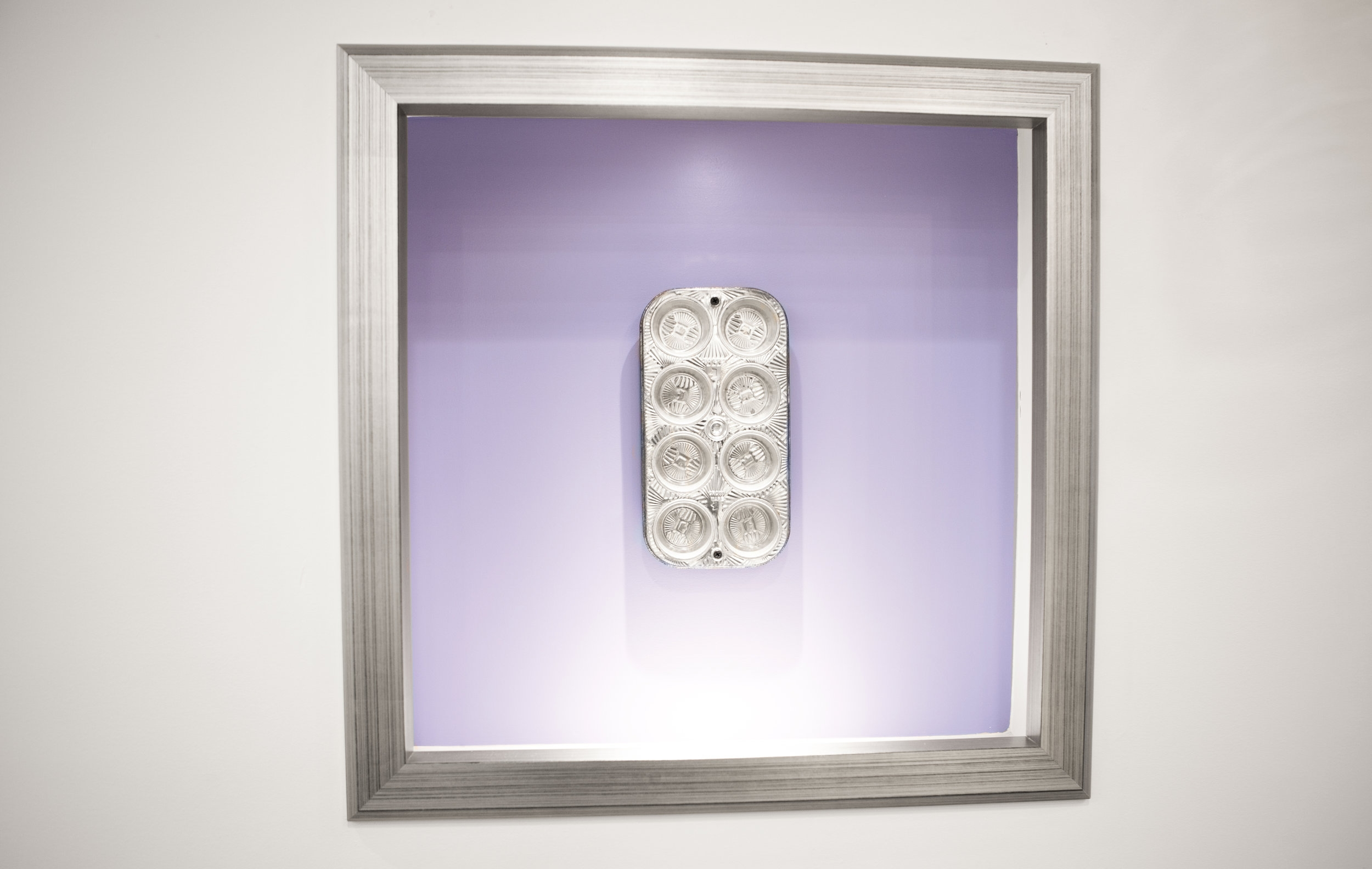 Bar Napkin Productions 21 Cakes Framed Detail Wall Display