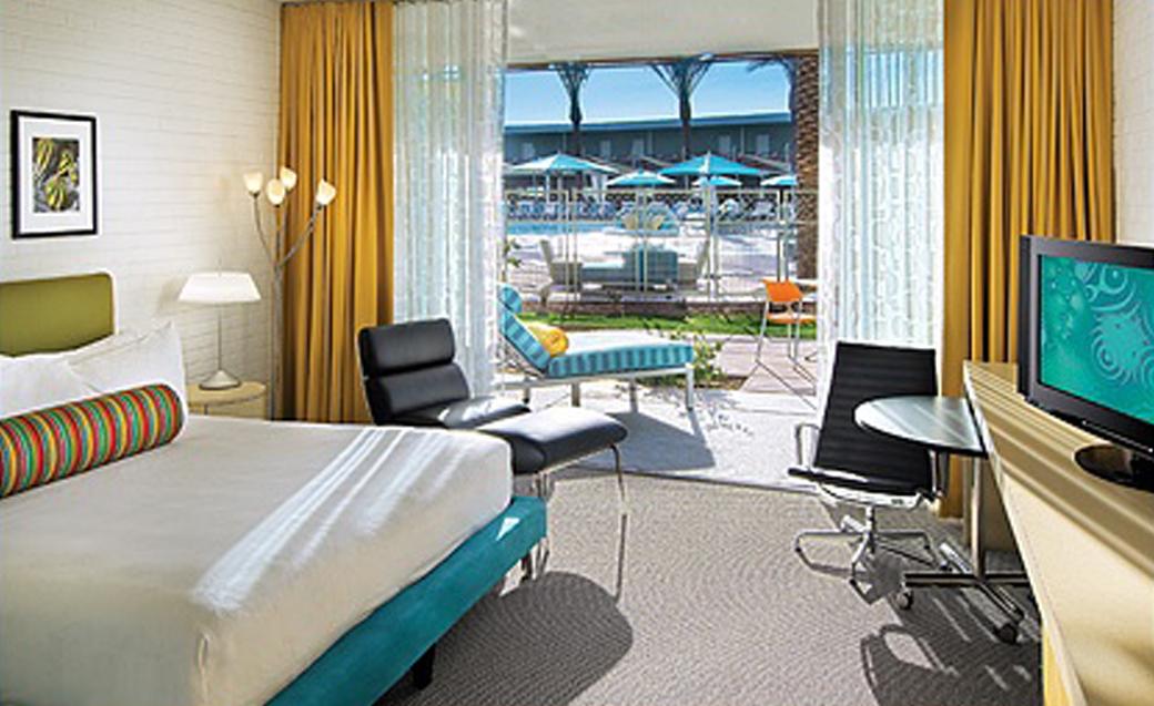 Bar Napkin Productions Hotel Valley Ho Room Interior