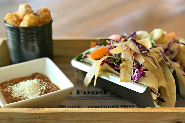Hilton Sedona Shadowrock Tap & Table Food