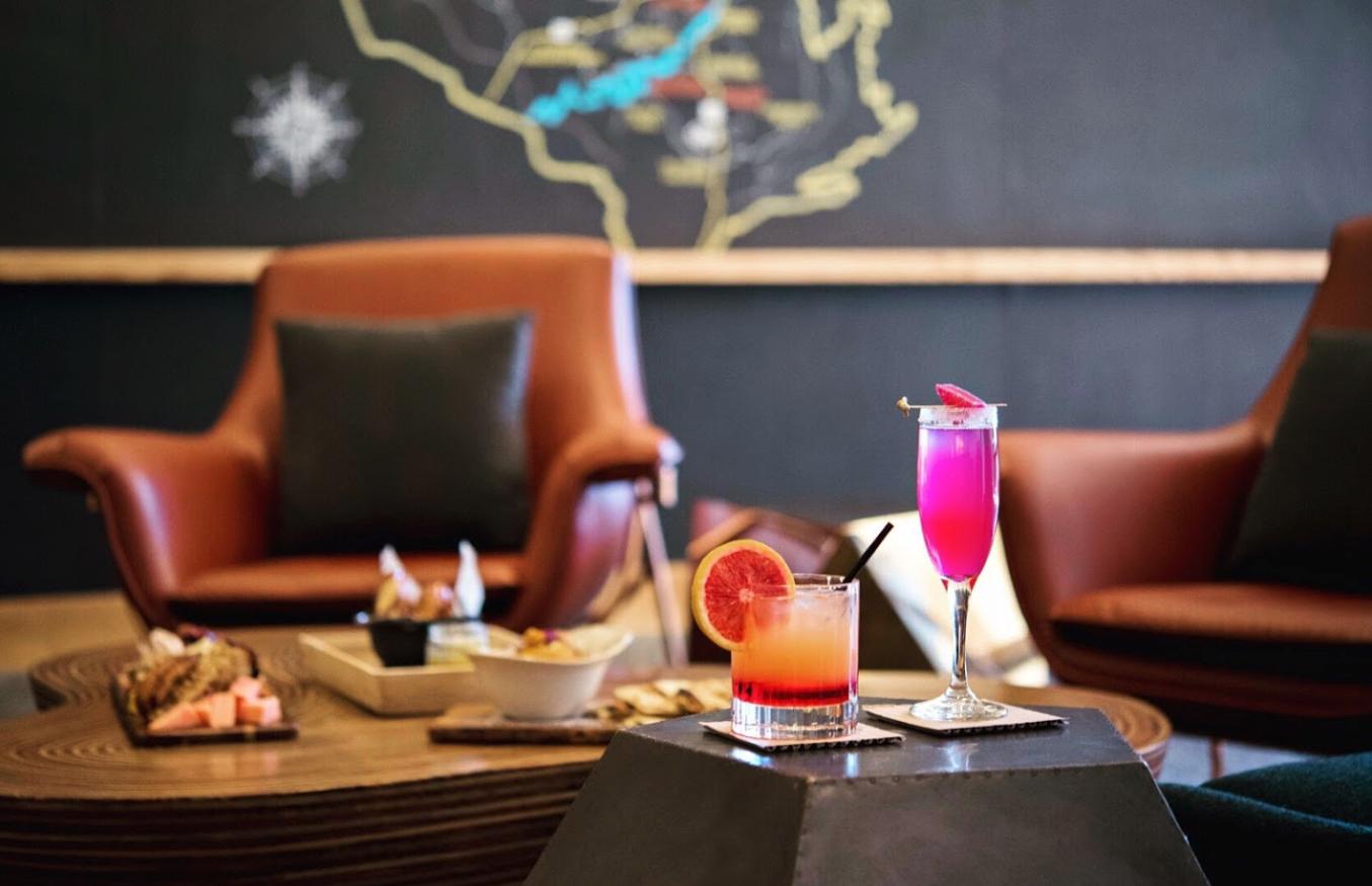Hilton Sedona Shadowrock Tap & Table Drinks