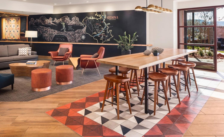 Hilton Sedona, Shadowrock Tap & Table - Sedona, AZ