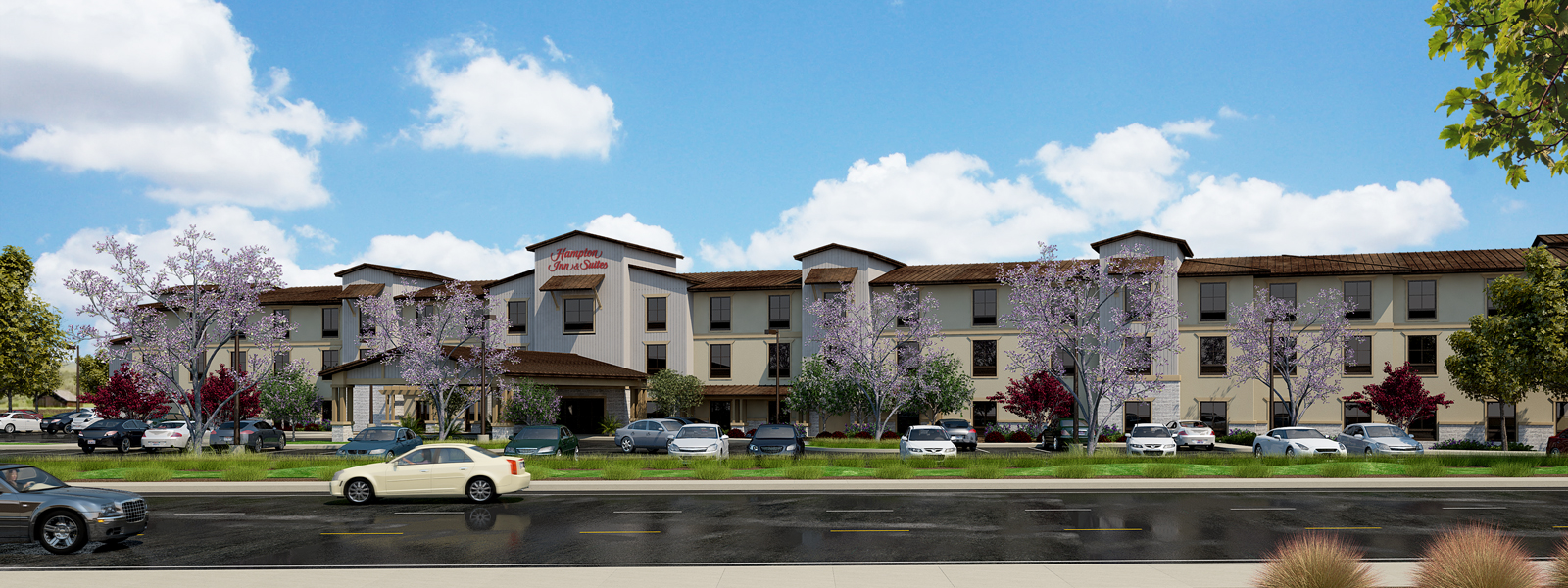 Hampton Inn - Buellton, CA