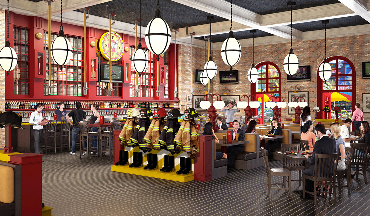 Henry's Firehouse Tavern - Las Vegas, NV