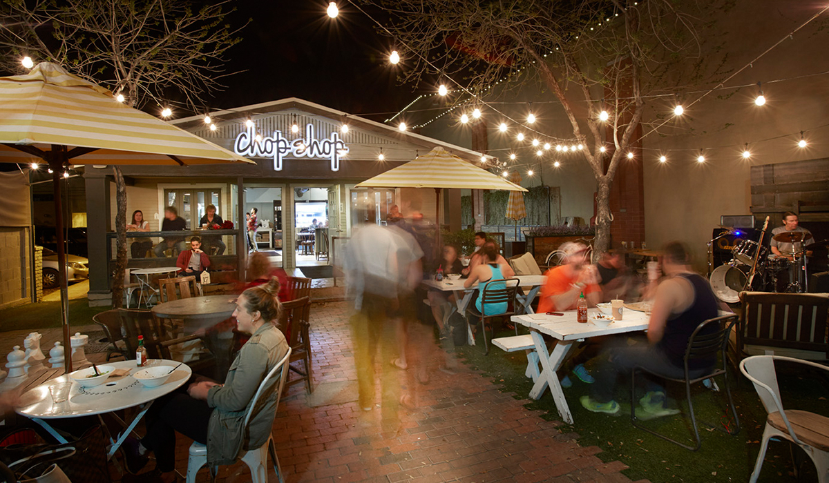 Chopshop - Tempe, AZ