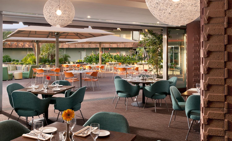Zuzu Restaurant, Hotel Valley Ho - Scottsdale, AZ