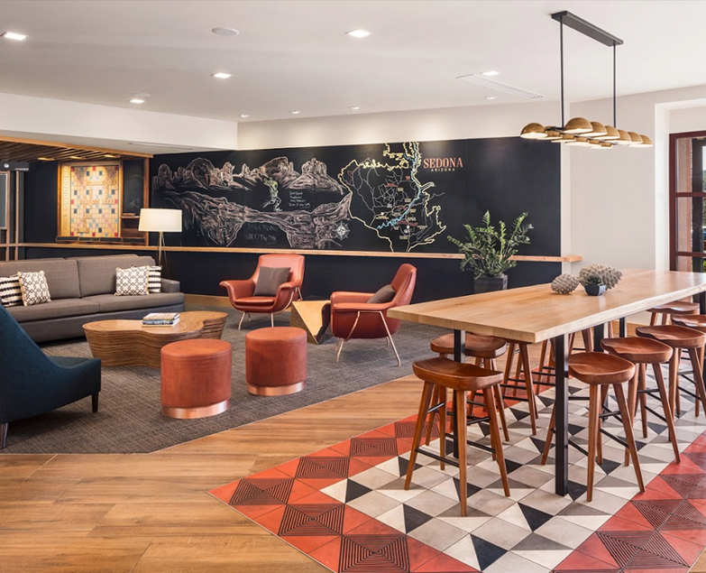 Shadowrock Tap & Table, Hilton Sedona - Sedona, AZ