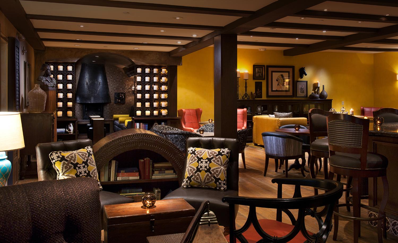 Mixup Bar, Royal Palms Resort & Spa - Phoenix, AZ