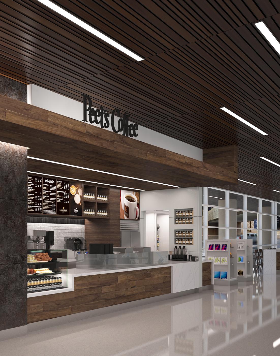 Peet's Coffee - Phoenix Sky Harbor Terminal 3