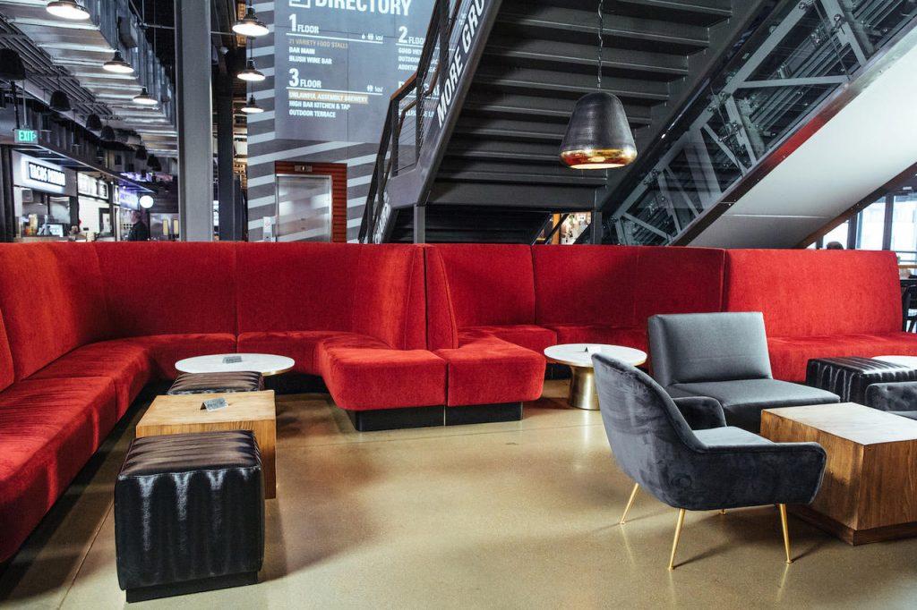 Bar Napkin Productions / Legacy Hall