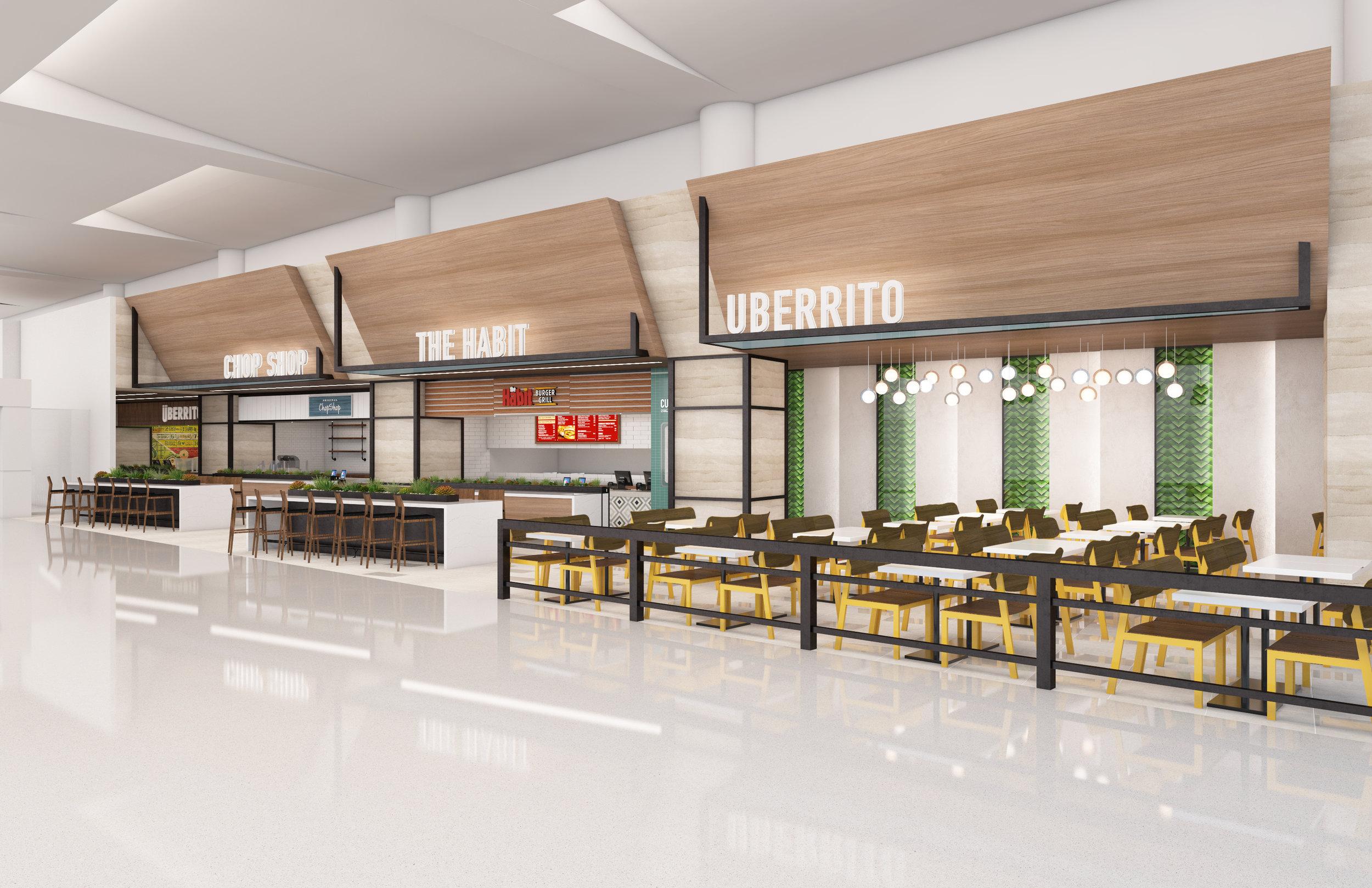 Food Hall - Phoenix Sky Harbor International Airport