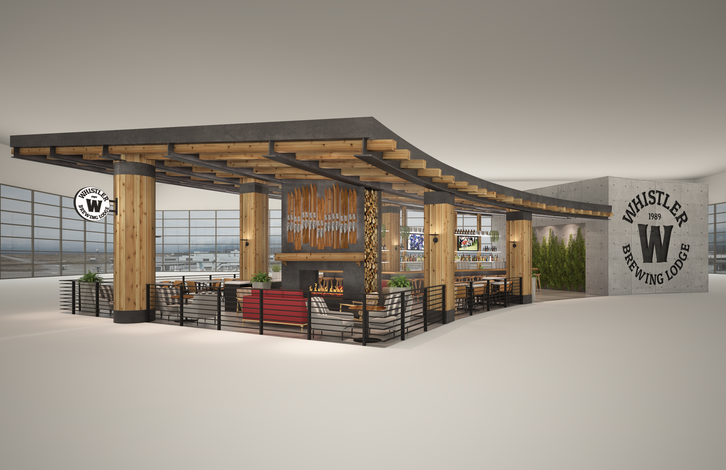 Whistler Brewing Lodge - Vancouver International Airport