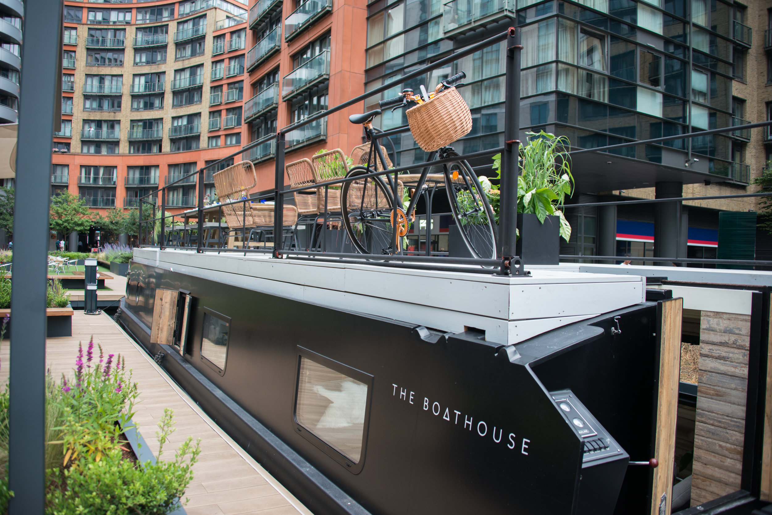The Boathouse London