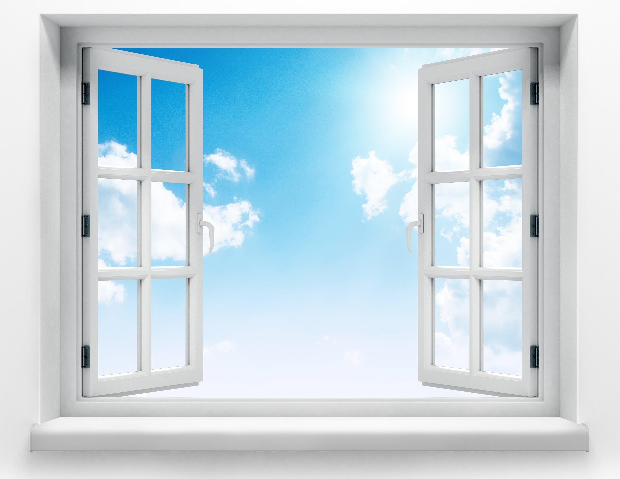 partially open window w blue sky.jpg