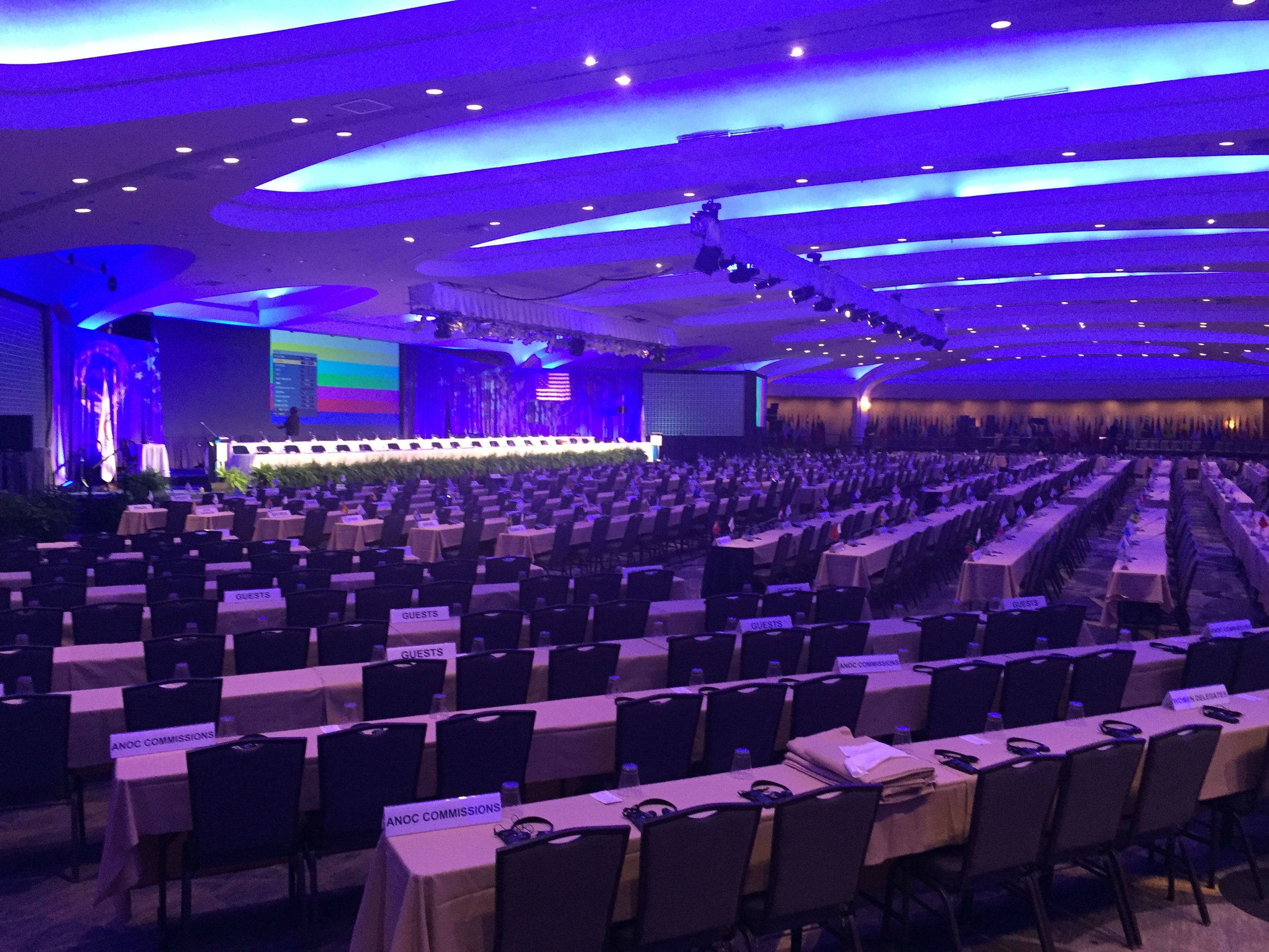What We Do - We provide conference Interpreting services for world-wide events of all sizes, focusing on viable new technology solutions. We rent &sell equipment, and design custom installations.