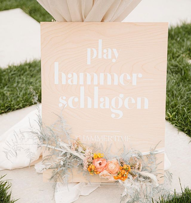 when you have lawn games at your wedding, you need fun signage!! 💗 . . . planner: @natashamgates with @anneclaireallen  florals: @zuzuspetalsandgifts  photography: @colbyandjess  venue: @greenhousetworivers  signage: @paper_supply_co . . #customsignage #shoppapersupplyco #makemoments #handlettering #arkansaswedding #arkansasbride #arbride #weddingsinarkansas #missouribride #missouriwedding #weddingdetails #stylemepretty #bridetobe #theknot #weddingsignage #weddinginspo #weddingideas #weddingsign #woodsign