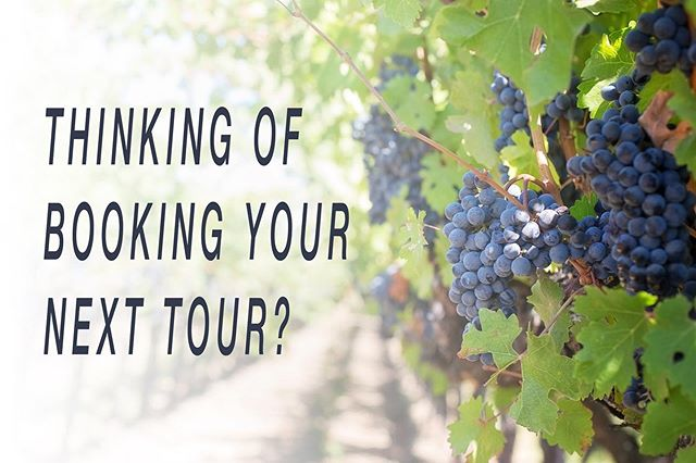 Spend your next day off in beautiful Niagara Wine Country! 🍇 With our Famous Bootlegger 🍇 Included: Wine 🍷 Cider 🍺 Brewery 🍻 Book Today! https://niagarawinetourguides.rezdy.com/