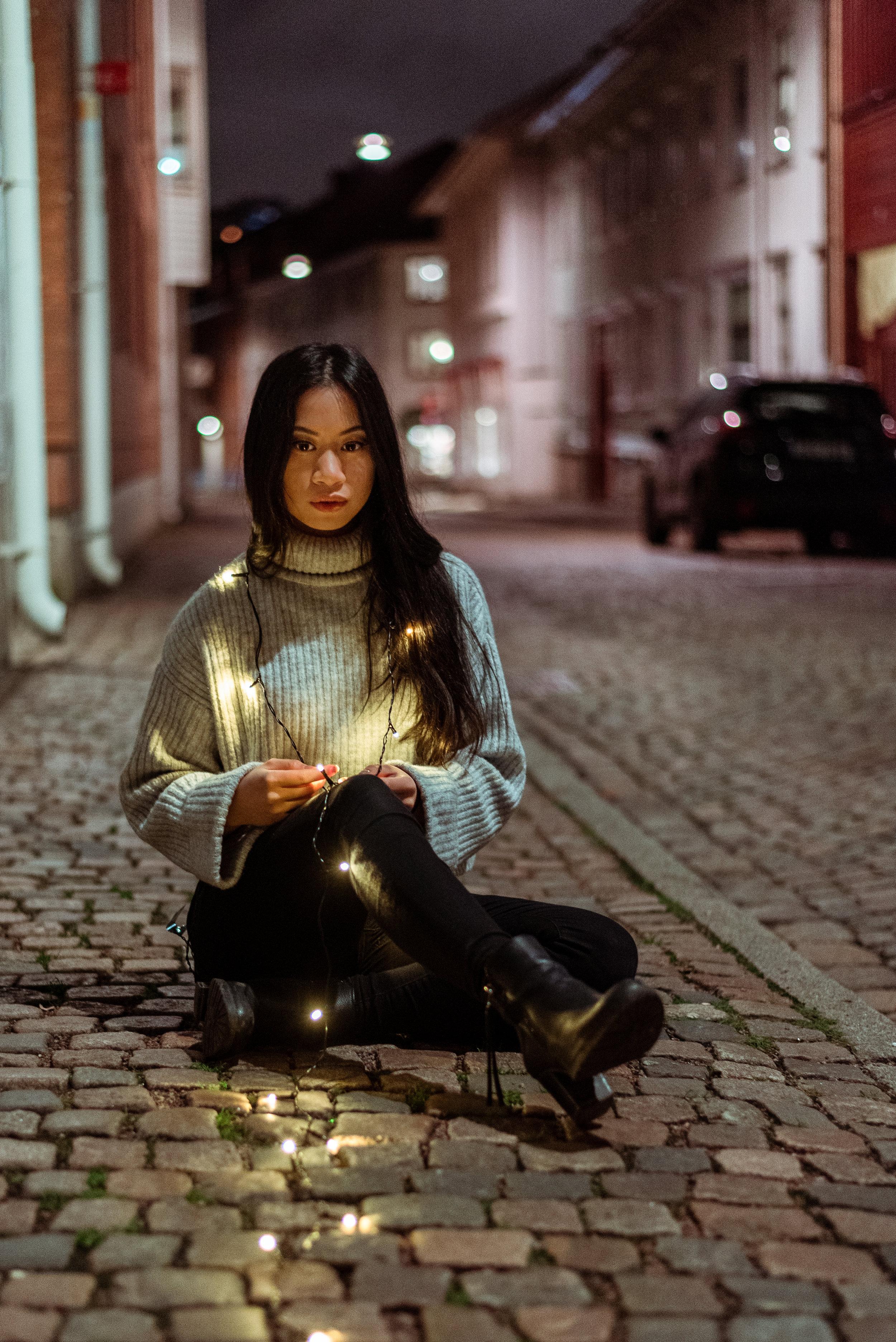 Night shoot, Gothenburg Sweden