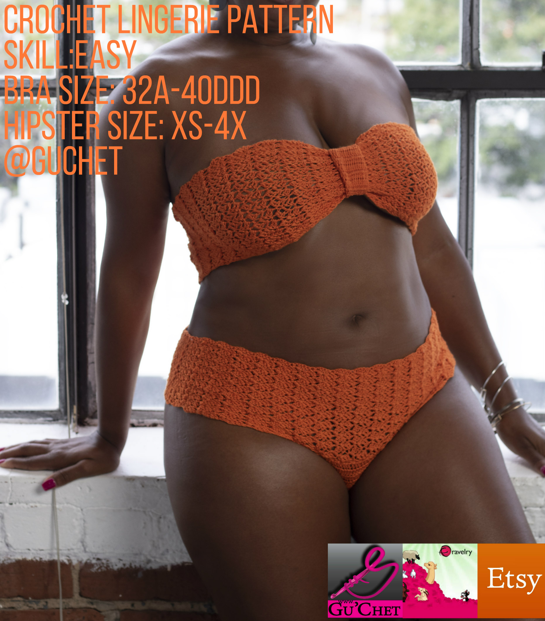 Crochet Lingerie Pattern by GuChet_Bandeau & Hipseter Set Set with tags 2.jpg