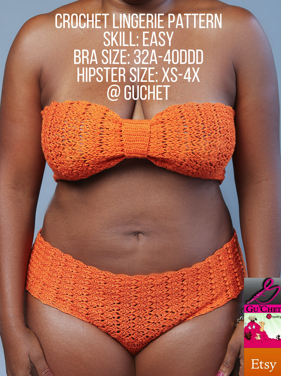 Crochet Lingerie Pattern by GuChet_Bandeau & Hipseter Set Set with tags 3.jpg