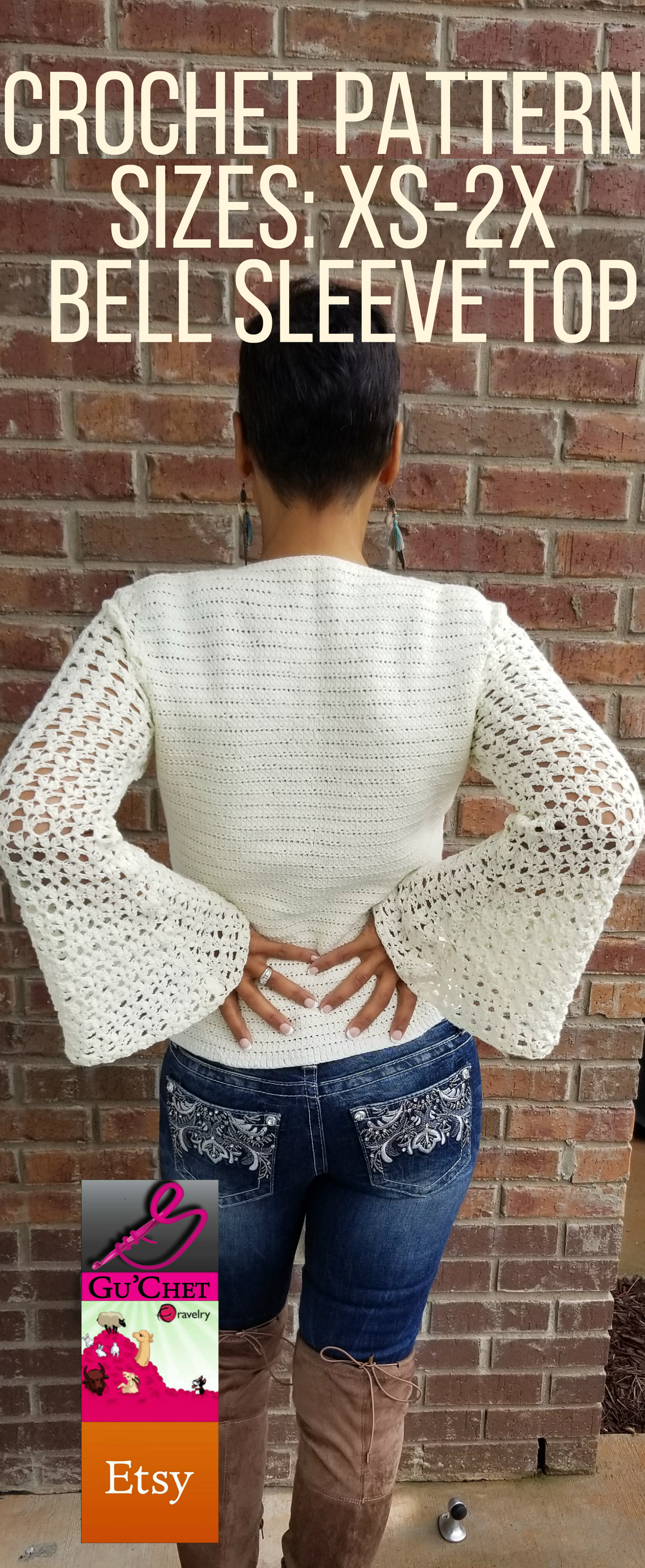 15_Crochet Top Pattern by GuChet_Bell Sleeve Top_9.jpg